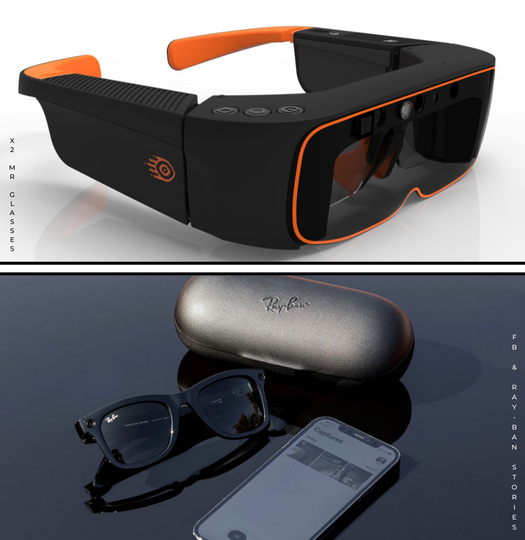 Facebook and Ray-Ban's new smart glasses, the Stories